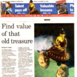 Manly Daily, 29 October 2004