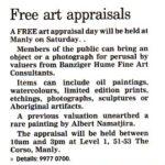 Mosman Daily, 1 March 2007