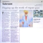 Digging up the work of expats past, by Terry Ingram