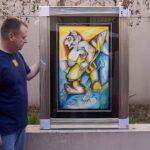 Painting bought at sea proves to be no treasure