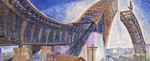 Grace Cossington Smith, The Bridge in-curve, 1930