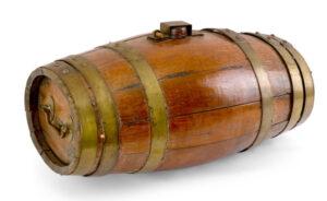 Lot 168 rum cask