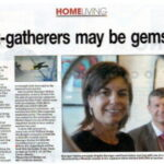 Dust-gatherers may be gems