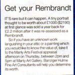 """Get your Rembrandt"""