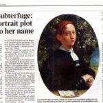 'Sex and subterfuge: Borgia portrait plot lives up to her name'