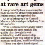Expert's delight at rare art gems