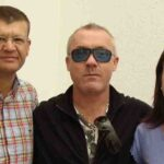 Meeting Damien Hirst in Mexico City