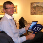 When fine art auctions and latest technology meet: Virtual bidding at Sotheby's with Skype and iPad 2
