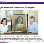 Ryde Rotary Art Appraisal at 'Addington':
