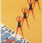 Australian and international travel posters about to take off in New York