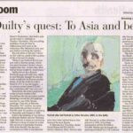 Ben Quilty's quest: To Asia and beyond