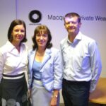 Presentation on the Art Market and Global Economy with Macquarie Private Wealth