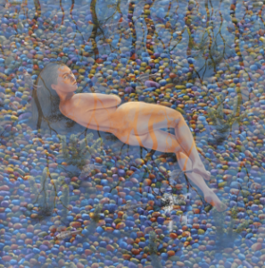 Lin Onus, Robyn, 1995, at Sotheby's