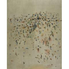 Lot 142, Fred Williams, Hillside Landscape No. 1 (1966), est. $1,000,000-$1,200,000. Pursuit of Perfection