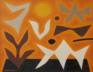 John Coburn Australian artist painting