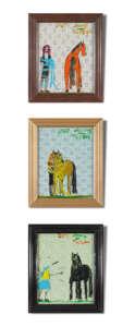 Jenny Watson Australian artist artwork