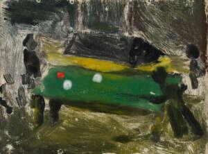 Sidney Nolan Australian artist painting