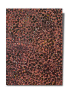 Emily Kngwarreye Aboriginal artist painting