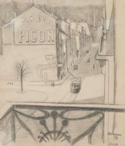 Sali Herman Australian artist artwork on paper