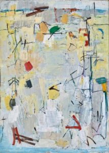 Yvonne Audette abstract painting