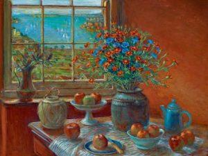 Margaret Olley Still Life painting