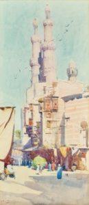 Arthur Streeton Cairo