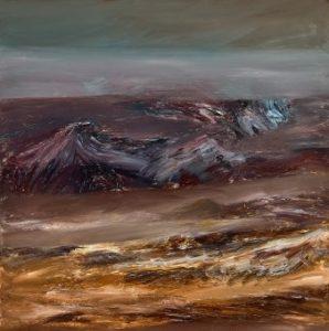 Sidney Nolan landscape